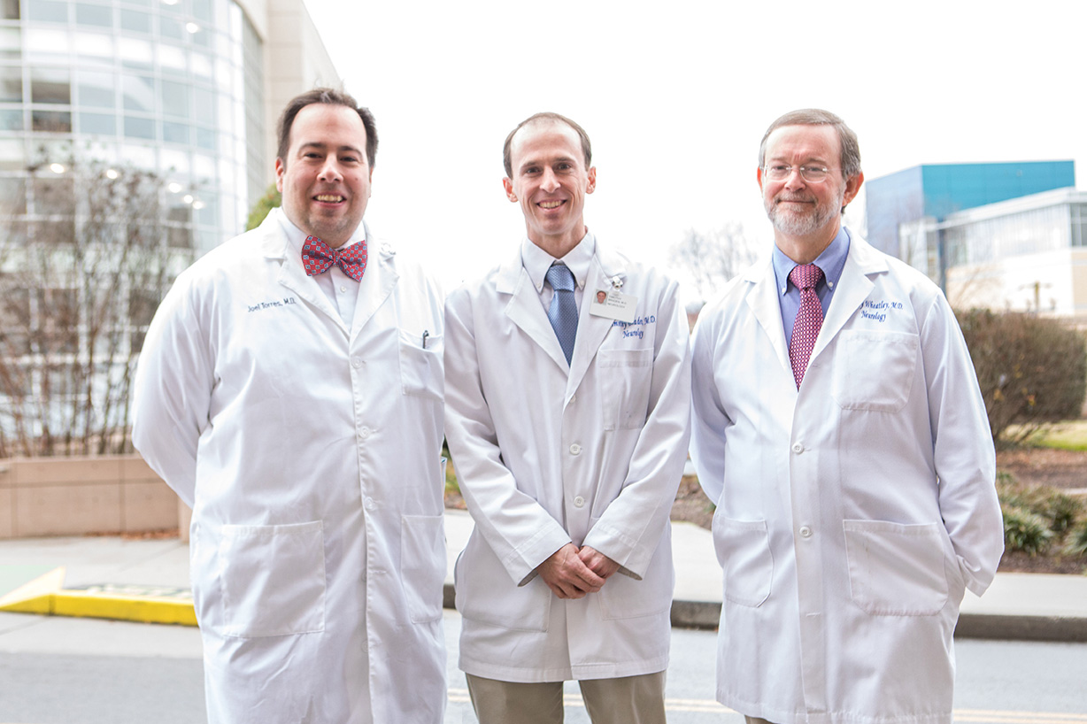 Welcome to Knoxville Neurology Specialists! Learn more about our practice and team.