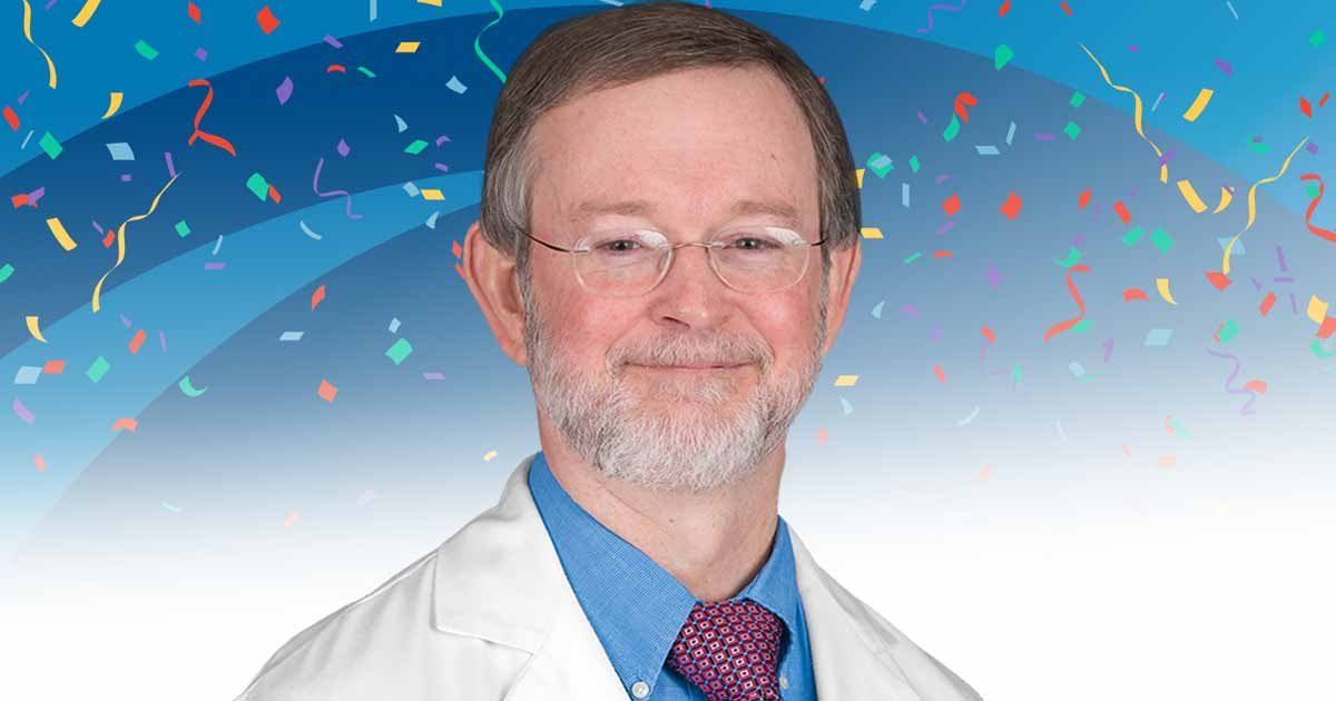Dr. Wheatley Named 2020 Top Doc